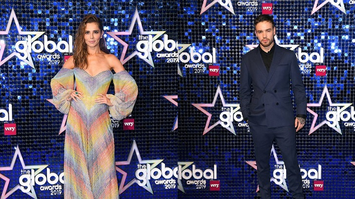 Former Couple; Cheryl Cole And Liam Payne Spotted Kissing And Cuddling At Awards Show In London