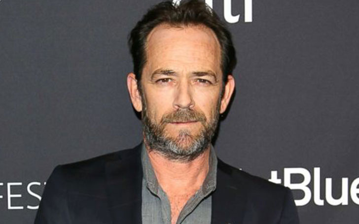 Luke Perry Leaves Everything To Daughter And Son As Per His Will