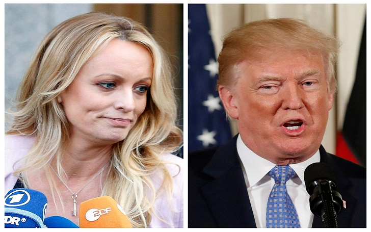 U.S. Government Dismissed Stormy Daniels' Lawsuit Against President Trump Over Hush money Agreement