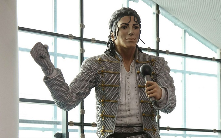 Museum Brings Down Michael Jackson's Statue Following