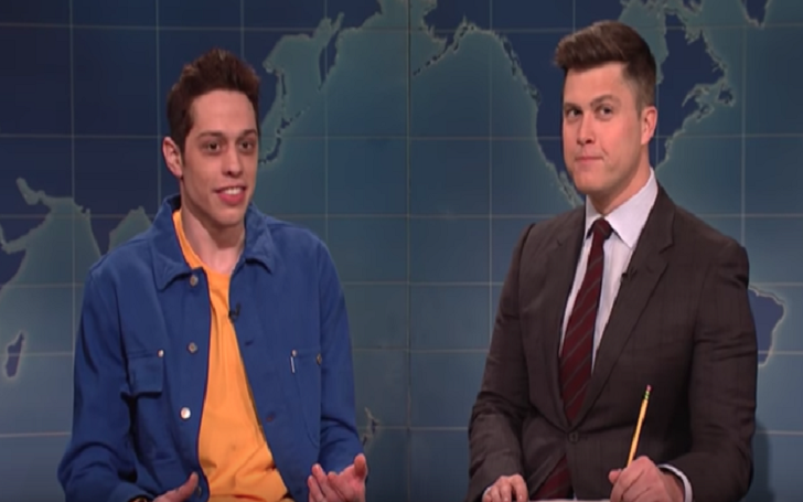 Pete Davidson Compares R. Kelly's Sexual Allegations to Catholic Church's Child Abuse Scandal