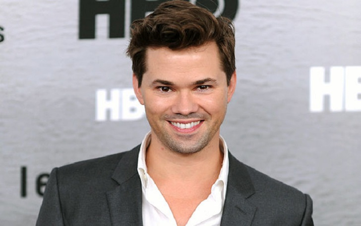 Openly Gay Andrew Rannells Lost Virginity To Man, 40, At Age 16