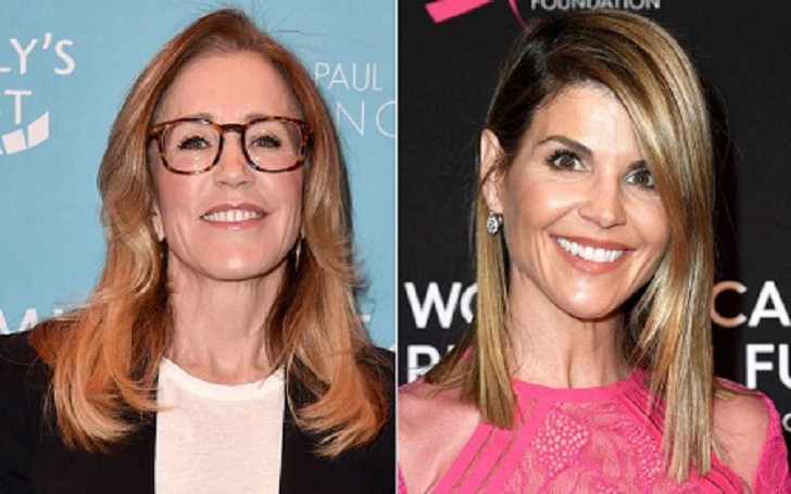 Desperate Housewives' Felicity Huffman Charged and Arrested for a Exam Cheating Scam; Lori Loughlin Follows