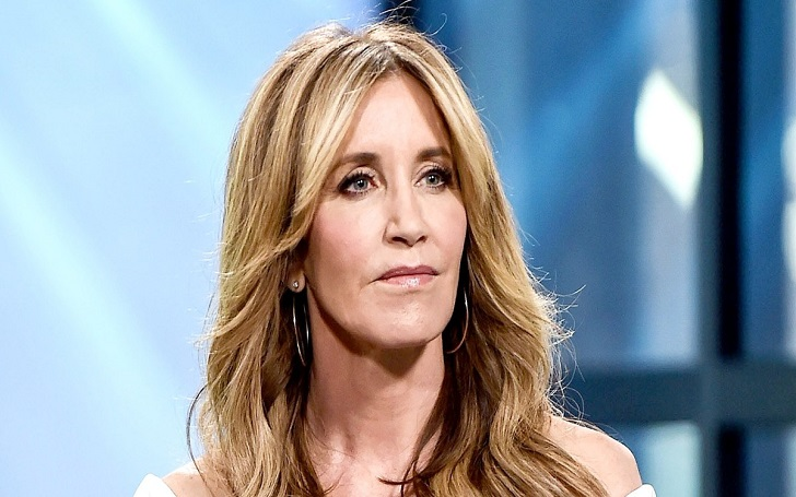 Felicity Huffman Arrested at Gunpoint for College Admissions Scam