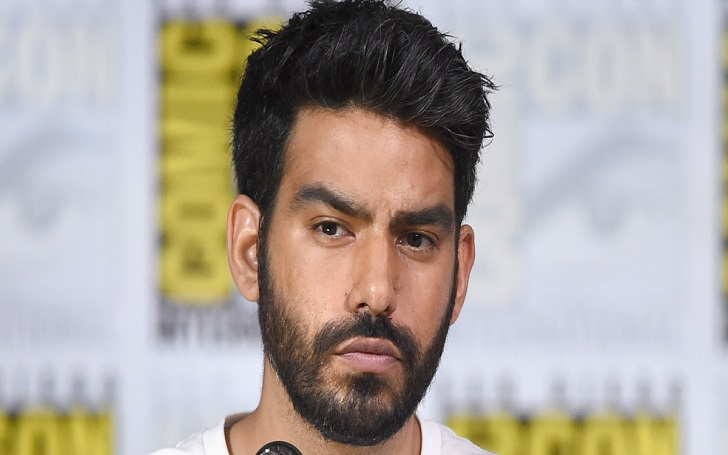 iZombie Star Rahul Kohli Was a Victim of Sexual Abuse as a Child