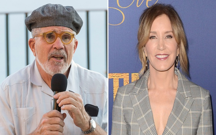 David Mamet Defends Felicity Huffman Amid College Admissions Scam
