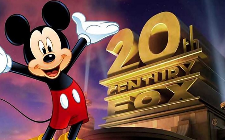 Disney Taking Over 21st Century Fox Studios at $71.3 billion after March 20