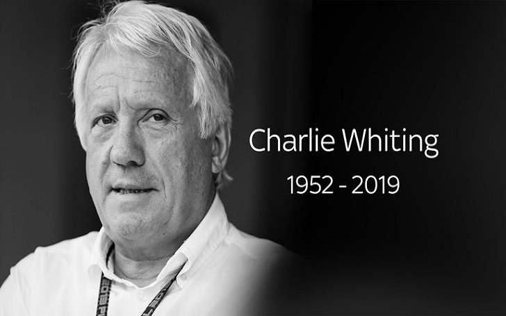 Charlie Whiting Twitter: Director Of Formula 1 Race, Charlie Whiting Dies At 66