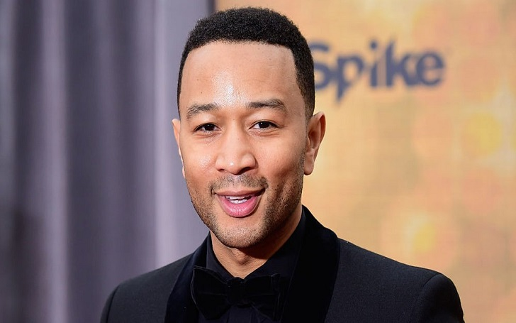 John Legend on Felicity Huffman and Lori Loughlin's College Admissions Scam