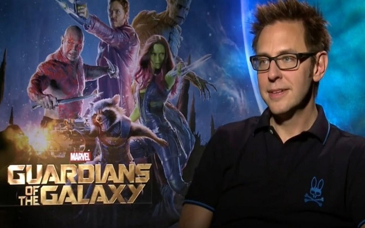 James Gunn Reinstated by Disney for the Guardians of the Galaxy's Next Issue