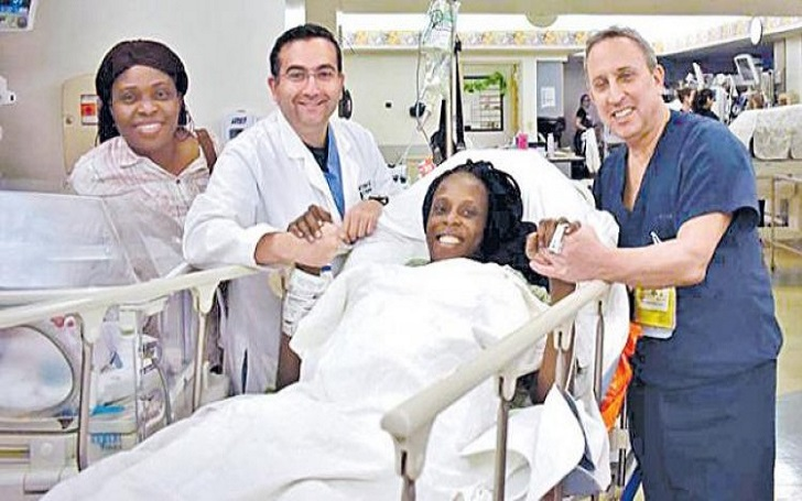 A Texas Woman, Thelma Chiaka, Gives Birth to Six Babies in 9 Minutes