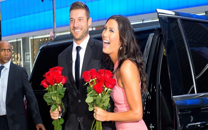 The Bachelorette's Becca Kufrin Celebrates One-Year Anniversary of Meeting Garrett Yrigoyen
