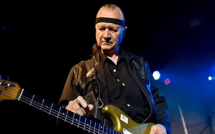 Dick Dale, the 'King of the Surf Guitar', Dies At Age 81
