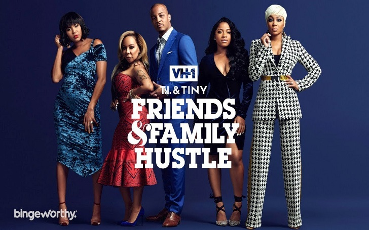 T.I. Recommences Making of Friends & Family Hustle after Sister Precious Harris' Death