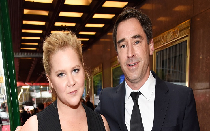 Amy Schumer's Husband Chris Fischer Has Autism Spectrum Disorder