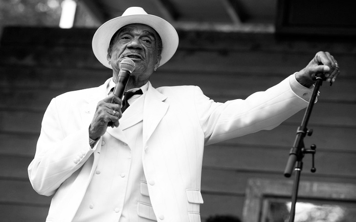 R&B Singer Andre Williams aka 'Godfather of Rap' Dies At Age 82