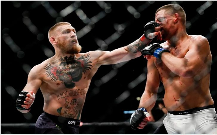Notorious Conor McGregor says the Trilogy Fight with Nate Diaz will Happen