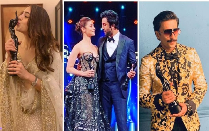 Filmfare Awards 2019: Complete List of Winners