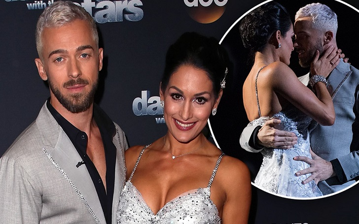 Nikki Bella Makes Relationship With Artem Chigvintsev Instagram Official