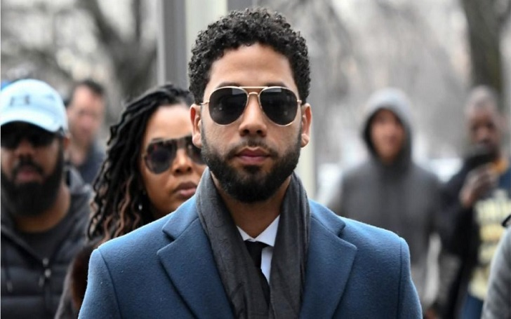 Jussie Smollett Speaks Out After Not Pleading Guilty on 16 Felony Charges