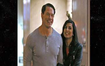 John Cena Seen with a new Mystery Woman after Breaking up from Nikki Bella