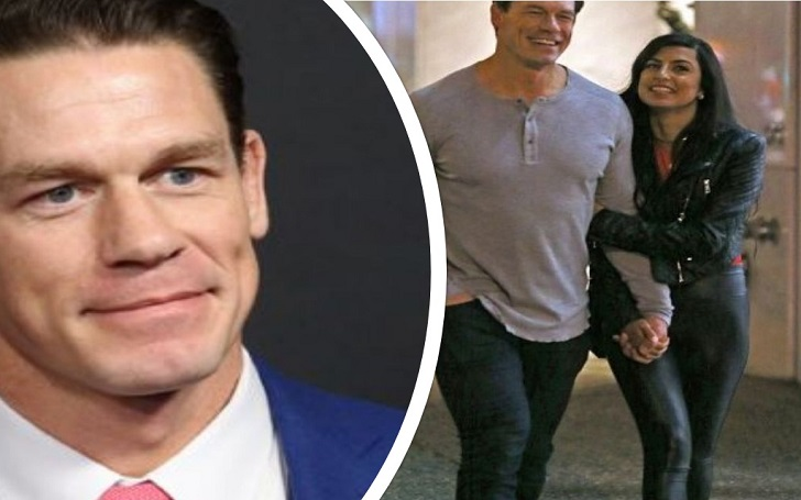 Is John Cena Dating a New Girlfriend? Holds Hands With Mystery Woman