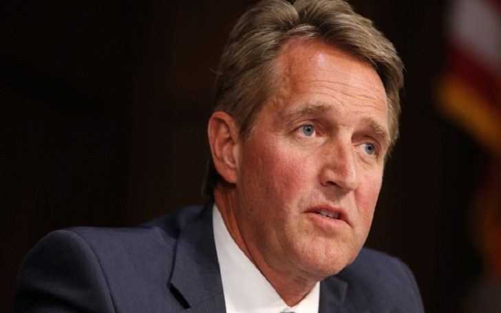 Jeff Flake Says Country Better in the Hands of Democrat Than Trump