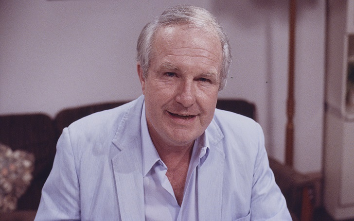 Shane Rimmer, 'Thunderbirds' and James Bond Movies Actor, Dies At Age 89