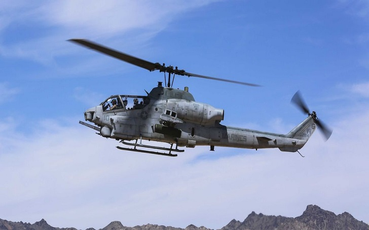 2 Marine Pilots Killed in a Helicopter Crash in Arizona