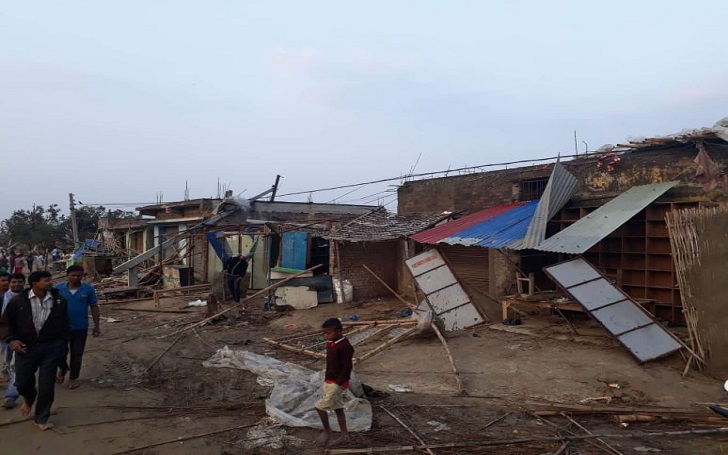 Death Toll Rises to 28 in Bara-Parsa Storm in Nepal: At Least 500 People Injured