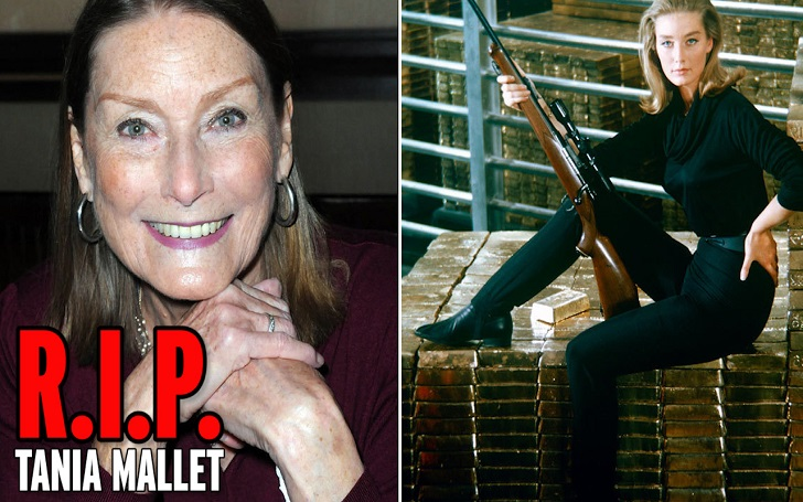Goldfinger Actress Tania Mallet Dies At Age 77