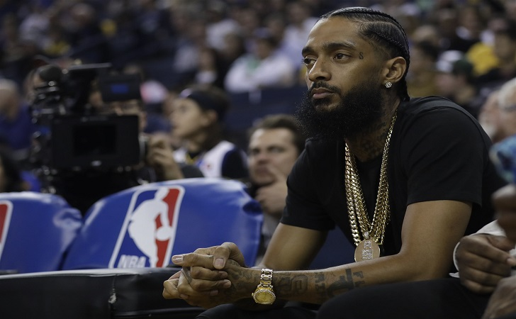 Rapper Nipsey Hussle Dead at 33; Shot Down outside Los Angeles store