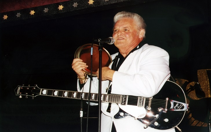Billy Adams, Rockabilly Hall of Famer, Dies At Age 79