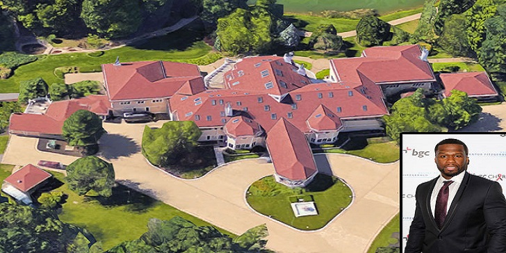 Rapper 50 Cent sells his Mansion for $3 million; Donates it to G-Unity Foundation