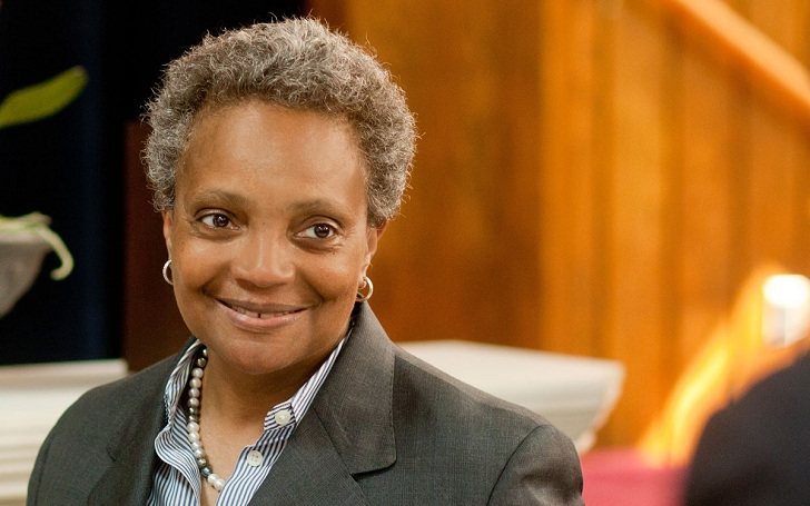 Chicago Elects The First African-American Female Mayor, Lori Lightfoot