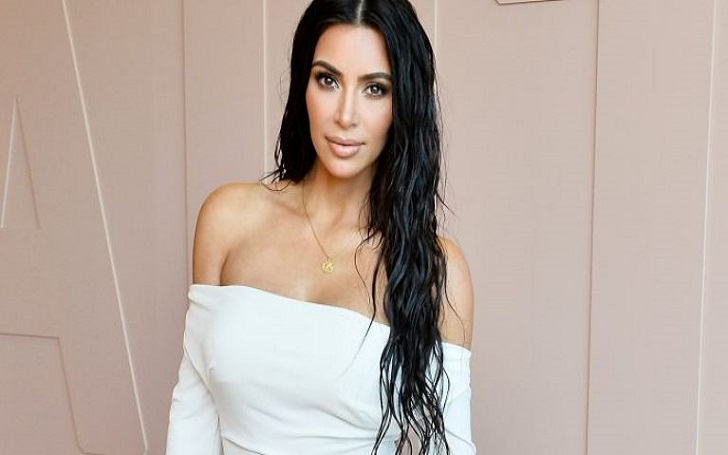 Kim Kardashian is Considering the Name of Fourth Baby After Brother Rob Kardashian