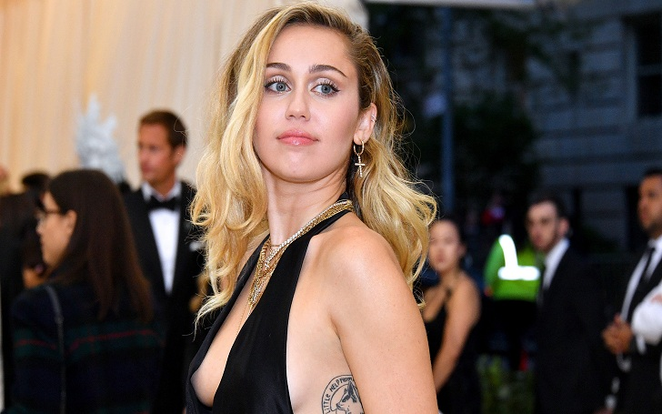 Miley Cyrus Latest Photoshoot Receives Huge Criticism