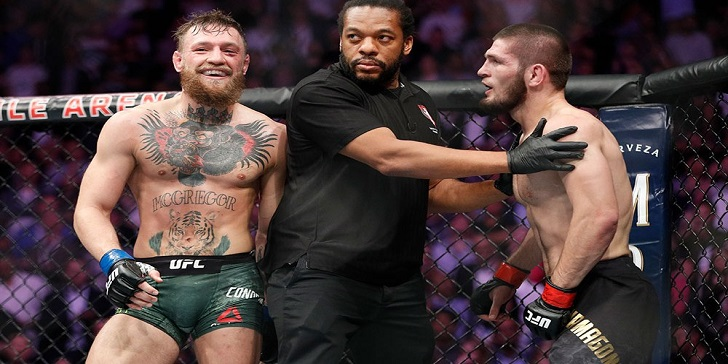 Notorious Conor McGregor Deletes Racist Tweet Fired at Khabib Nurmagomedov and his Wife
