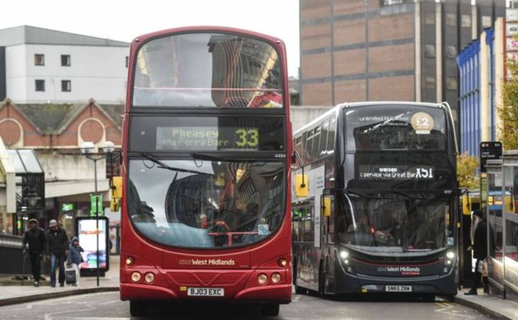 Six Men Sexually Assaulted Schoolgirl 12, On The Bus Driving Through Birmingham