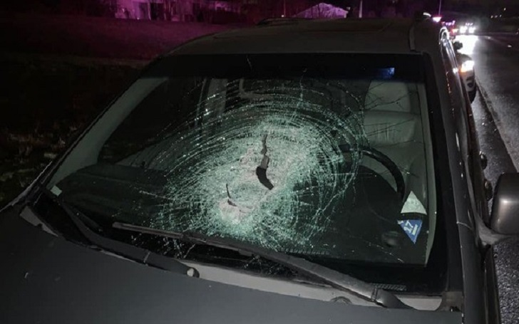 Two Kentucky Boys Arrested & Charged After Smashing Rock Through a  Car Windshield