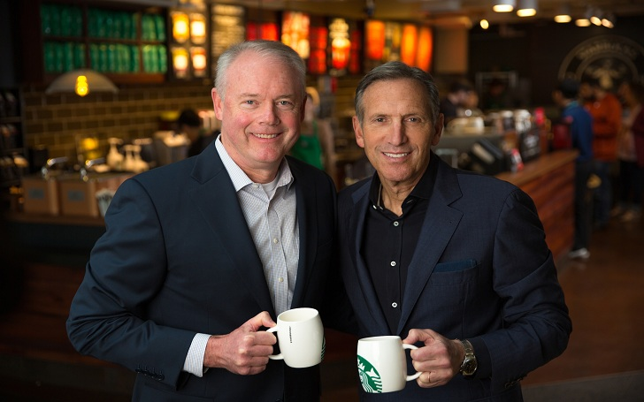 Howard Schultz Praises The New CEO of Starbucks, Says
