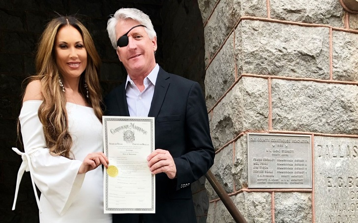 RHOD's LeeAnne Locken and Rich Emberlin Get Marriage License