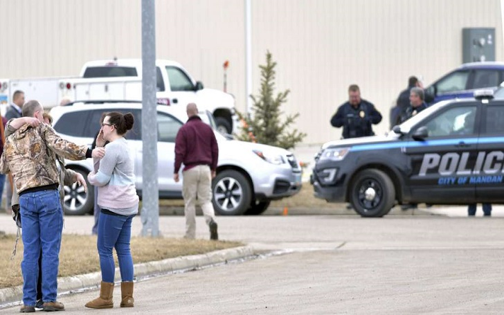 Suspect of Four Workplace Murders Arrested in North Dakota