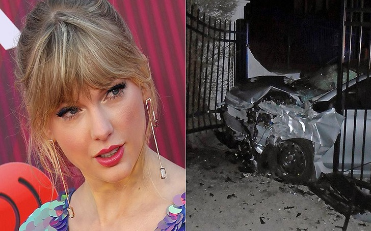 Taylor Swift Gives Reason to Avoid a 'Getaway Car' After Stolen Vehicle Crashes into Rhode Island Home