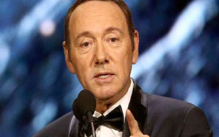 Kevin Spacey Denies Threatening Man Who Accused Him of Sexual Assault