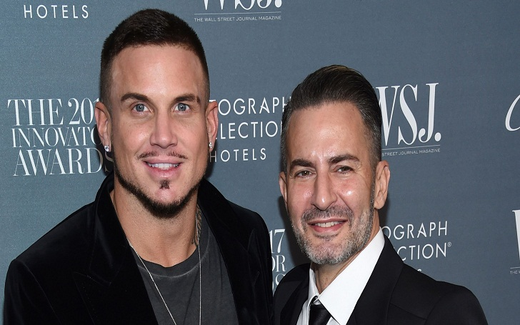 Marc Jacobs Married Longtime Partner Char Defrancesco