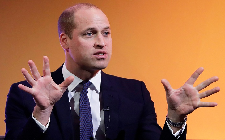 Prince William Shares His Experience as he Spends Three Weeks Undercover With U.K. Spy Agencies