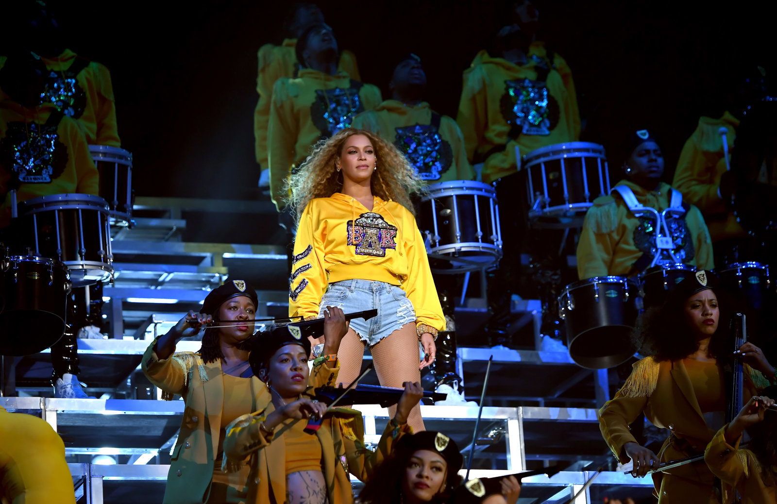 Beyonce and Netflix United for an Upcoming Documentary, titled, Homecoming