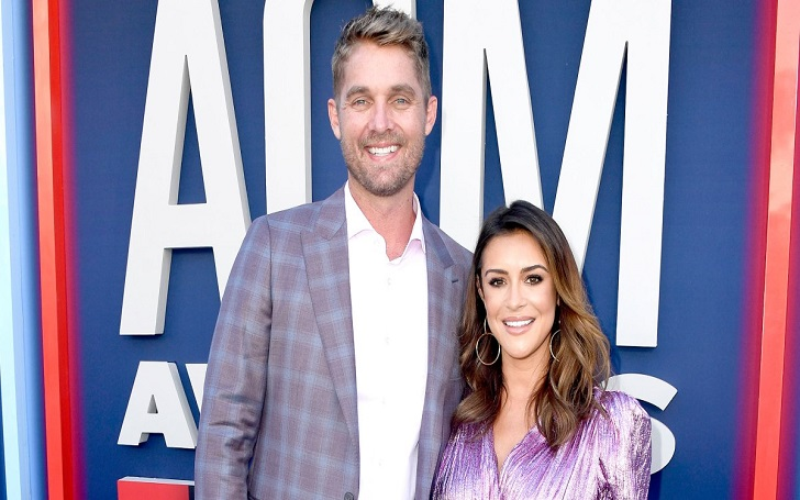 Brett Young's Wife Taylor Mills is Pregnant: Shows Off Baby Bump at ACM Awards 2019