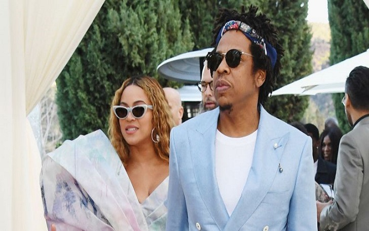 Beyoncé and Jay-Z Celebrate 11th Wedding Anniversary During Trip to Mexico